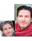 Gomina negra -10 Geometrix HP 250ml HP Firenze Hair Professional - 3