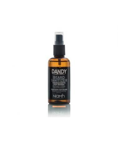 Spray higienizante de barba y bigote Dandy