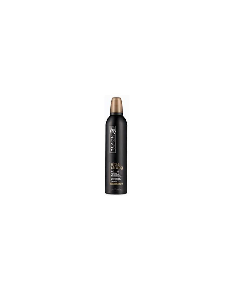 Espuma Ultra Fuerte Anti humedad Black 400 ml Black Professional Line - 1