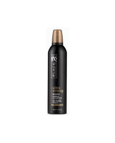 Espuma Ultra Fuerte Anti humedad Black 400 ml