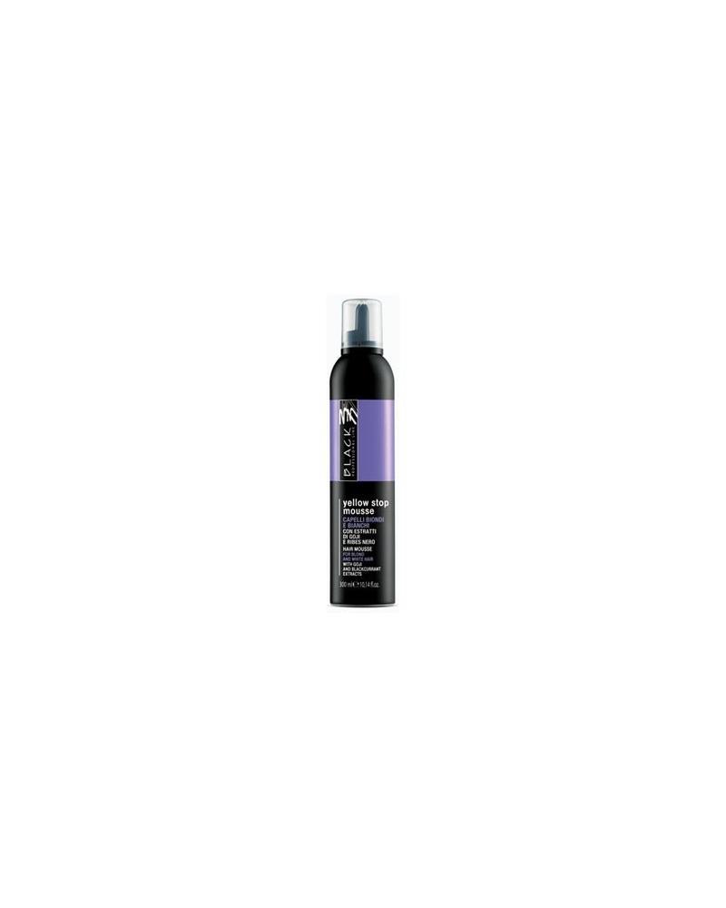 Espuma Cabellos Blancos /Rubios 300 ml hidratante Black Professional Line - 1