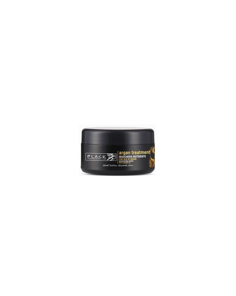 Mascarilla capilar con Aceite de ARGAN 250 ml Black Professional Line - 1
