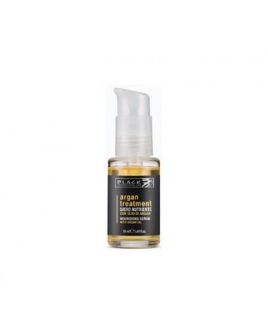 Serum con Aceite de ARGAN 50ml Nutritivo Black Professional Line - 1