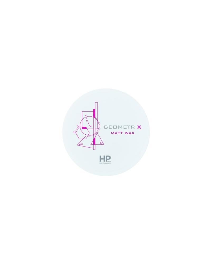 Cera efecto mate GEOMETRIX HP Firenze Hair Professional - 1