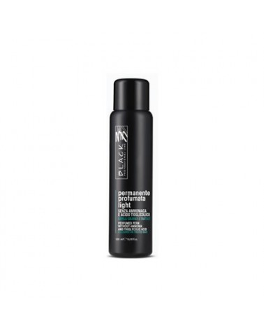 Permanente suave perfumada sin amoniaco de Black Professional Line