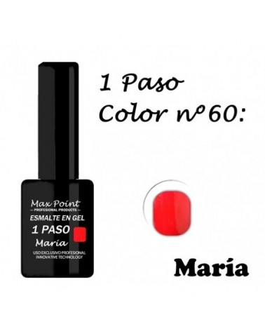 Esmalte en Gel 1PASO- Max Point- 8ml
