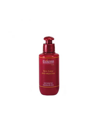 Skin Color Anti Manchas del tinte 100ml Exitenn