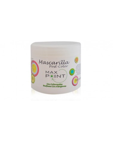 Mascarilla Post-Color de Max Point 500ml