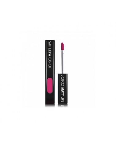 Lip Gloss efecto Mate Rojo nº061 Pasión Rosa