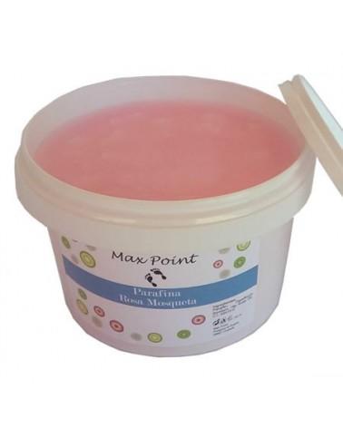 Parafina Rosa Mosqueta 450gr Max Point