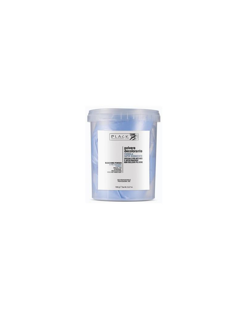 Polvo Decolorante Azul 1 kg Black Professional