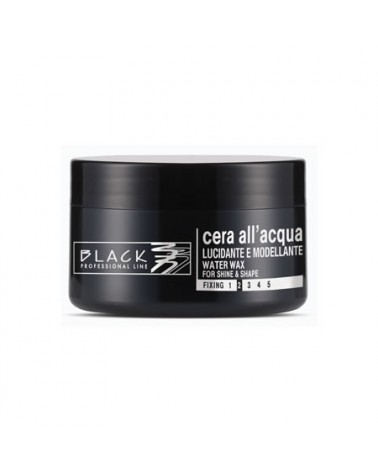 Cera Luminosa Modelante al agua 100ml Black Professional Black Professional Line - 2