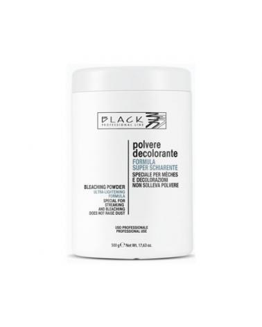 Polvo decolorante Azul 500 gr Black Professional