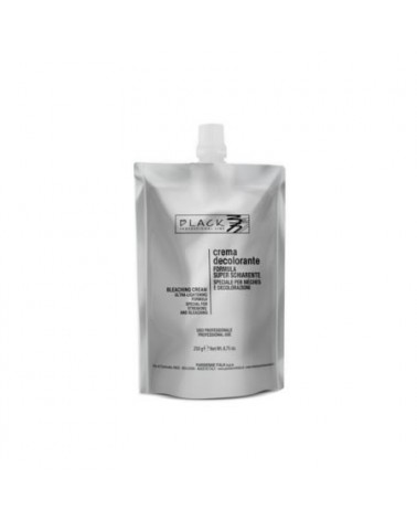 Decoloración en crema Black Professional 250 gr
