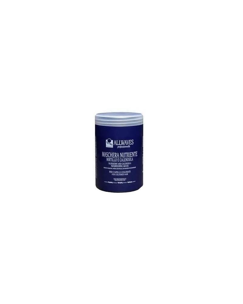 Mascarilla Nutritiva Post Color Arándano y caléndula -1 kg