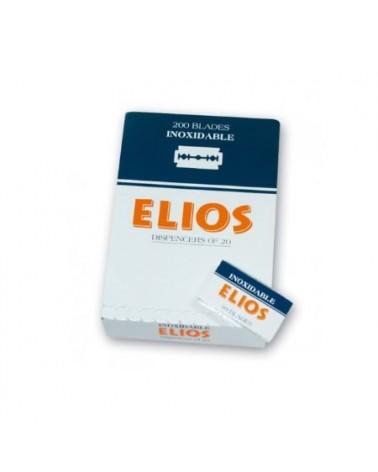 CUCHILLAS ELIOS 20 paquetes X 10 HOJAS