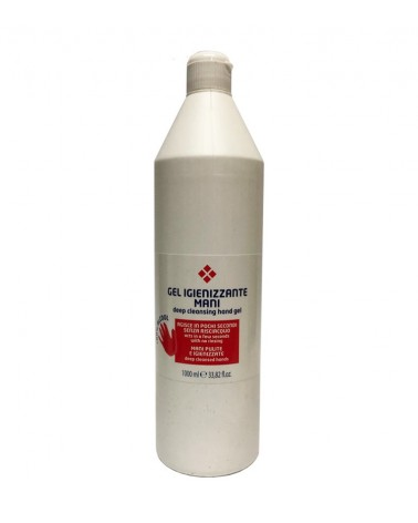 GEL HIGIENIZANTE DE MANOS +60% ALCOHOL 1000ML